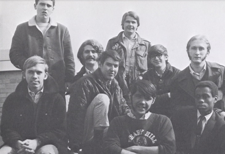 1968 male students