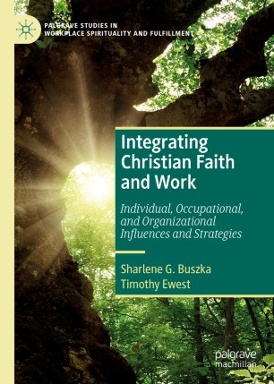 Integrating Christian Faith and Work Cover