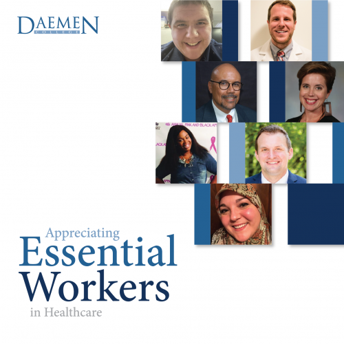 Appreciating Essential Workers in Healthcare